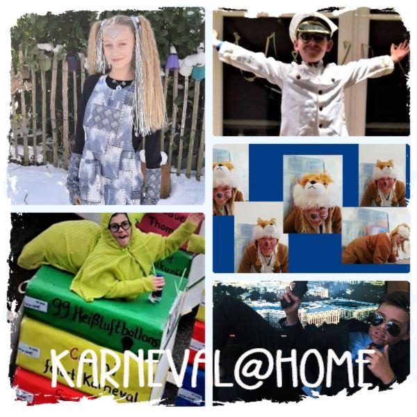 Karneval @ Home