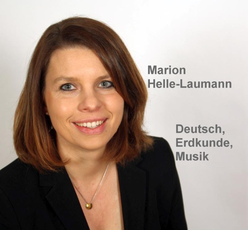 Marion Helle-Laumann