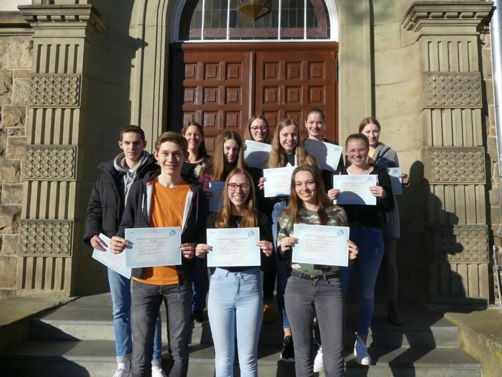 DELF-Diplome