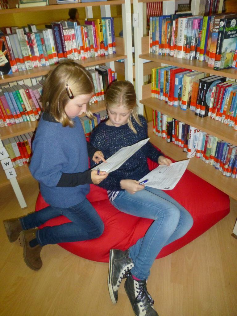 Bibliothek Eselsohr