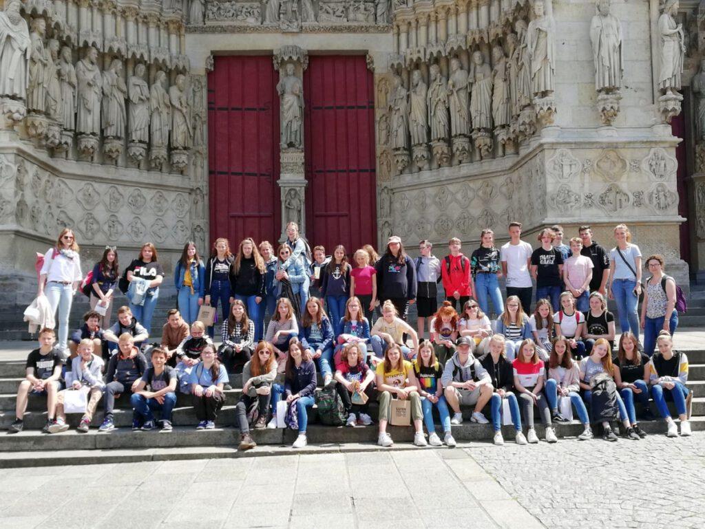 Besuch in Frankreich