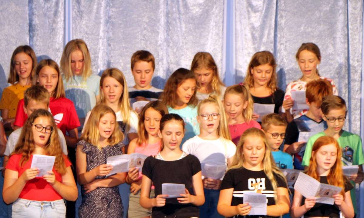 Read more about the article Die Gesangsklasse am FSG