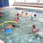 Schwimmangebot am FSG