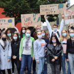 Klima-AG nimmt an weltweitem Aktionstag teil