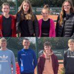 Landessportfest der Schulen im Tennis
