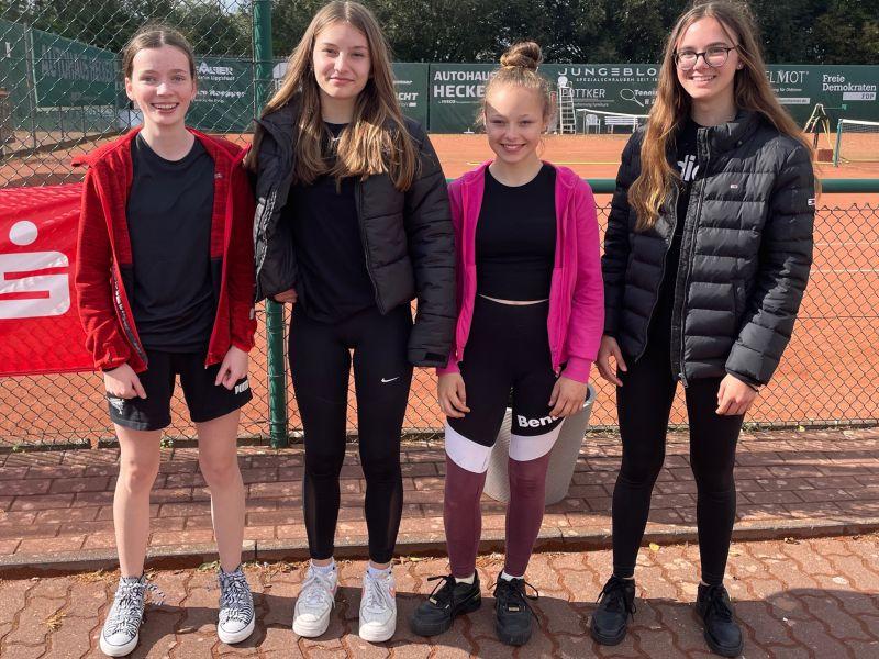 Tennismeisterschaften FSG WKII